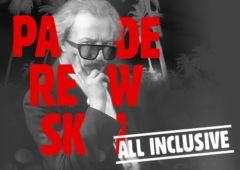 Plakat: Paderewski All Inclusive