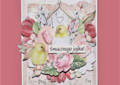 Zdjęcie: Wielkanocne kartki Grażyny Czarneckiej