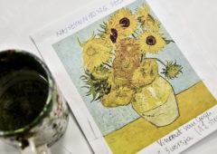 Zdjęcie: Lekcja plastyki - Vincent van Gogh