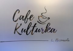Plakat: Cafe Kulturka