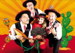 Plakat: Kabaret pod Wyrwigroszem