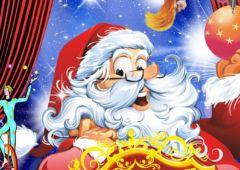 Plakat: Zimowy Cyrk na Scenie