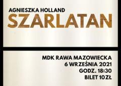 Plakat: Wrześniowe Kino Konesera - Szarlatan