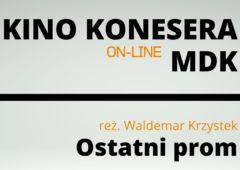 Plakat: Kino Konesera - wersja on-line
