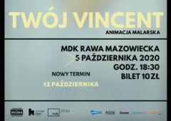 Plakat: Kino Konesera - nowy termin!!