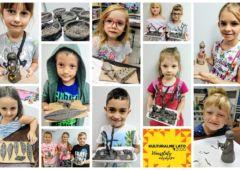 Zdjęcie: Letnie warsztaty ceramiczne 2020