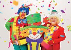 Plakat: Dzień Dziecka z Ruphertem i Rico