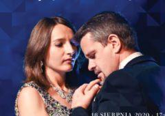 Plakat: Letni koncert Anny i Romualda Spychalskich
