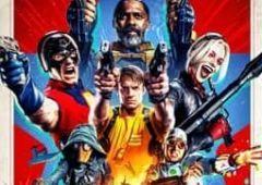 Plakat: Legion samobójców: The Suicide Squad