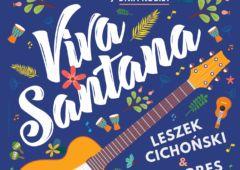 Plakat: Santana na Dzień Kobiet
